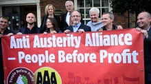AAA-PBP:  a united left for the general election?
