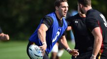 Wales move George North to centre in backline reshuffle