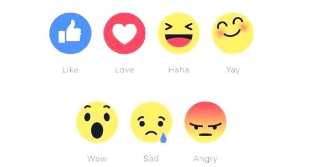 Facebook To Test New Reactions Feature In Ireland Yay