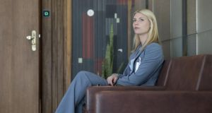Claire Danes: mesmerisingly good in the fifth season of 'Homeland'