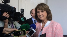 Joan Burton dismisses November election