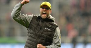 Jurgen Klopp is Liverpool's new manager. Photograph: Getty Images
