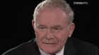 Martin McGuinness tight-lipped on IRA history during interview