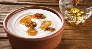 Greek yogurt and honey: Greece won an international court case recently to protect the names of   Greek yogurt and feta cheese as distinctly Greek products