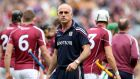 Anthony Cunningham: GAA sources in Galway now  say players never demanded his resignation when they met him. Photograph: Ryan Byrne/Inpho