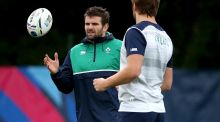 Payne loses out to Earls in Ireland side to face France