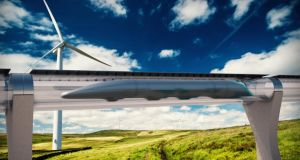 Elon Musk's Hyperloop  was the subject of a keynote speech at SXSW Eco