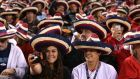 Sombreros: Banned at the University of East Anglia lest they cause offence. Getty