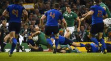 Thornley: Inspired Ireland soak up punishment and stand tall