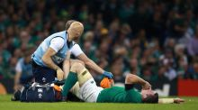 Peter O'Mahony out of the Rugby World Cup