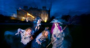 Scary events at Westport House, Co Mayo.