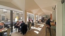 Meal Ticket: Coppa Café in the RHA, Dublin 2