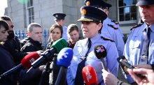 Garda Tony Golden: 'He was a credit to An Garda Siochana'