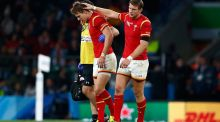Wales fullback Liam Williams was the latest player from Warren Gatland's squad to be ruled out of tournament. Photograph: Shaun Botterill/Getty Images
