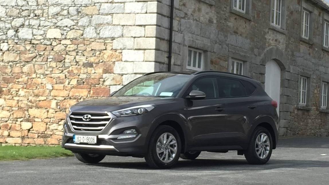 Hyundai tuscon targets irish qashqai buyers fandeluxe Images