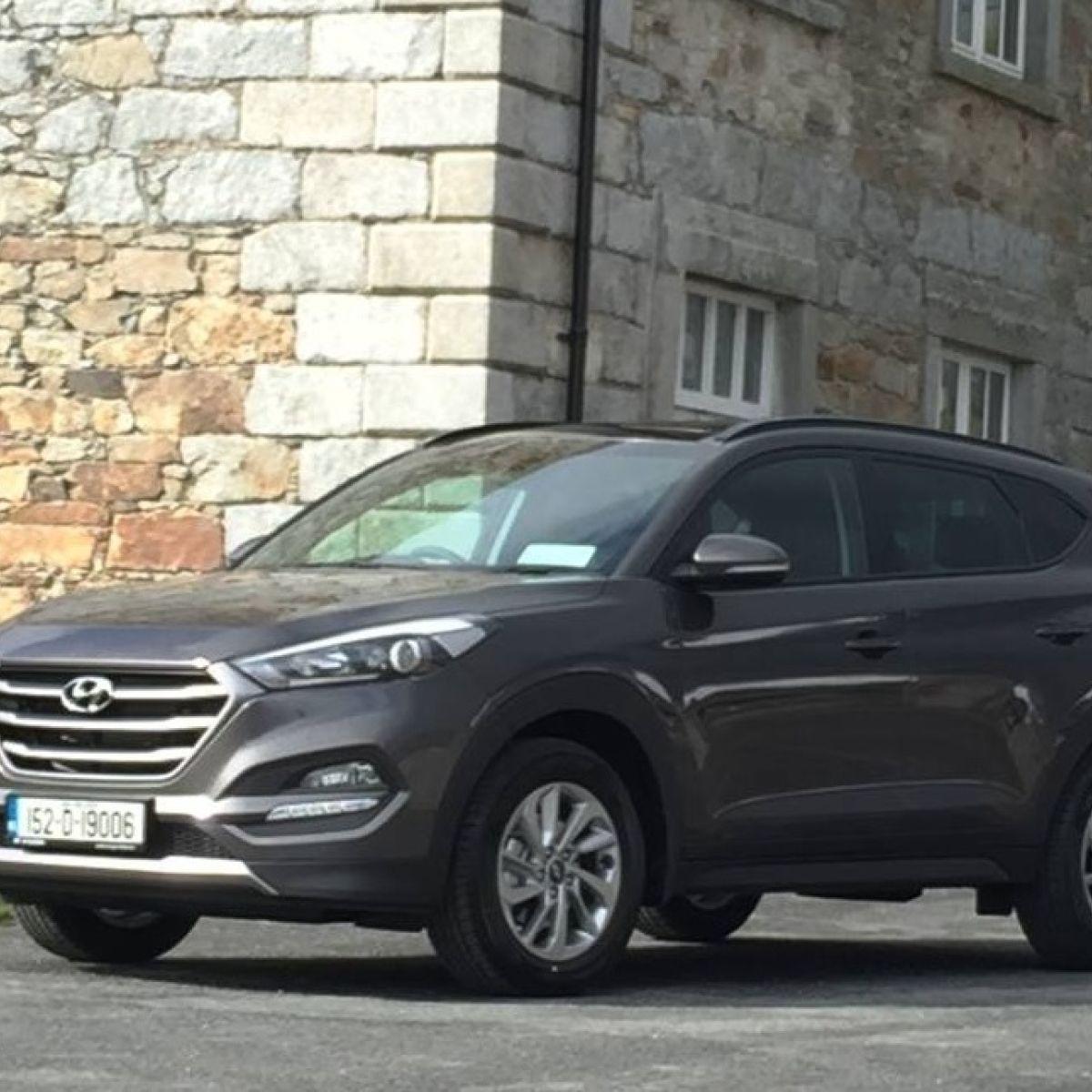 Hyundai tuscon targets irish qashqai buyers fandeluxe Gallery