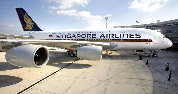 Bildresultat för Singapore airlines