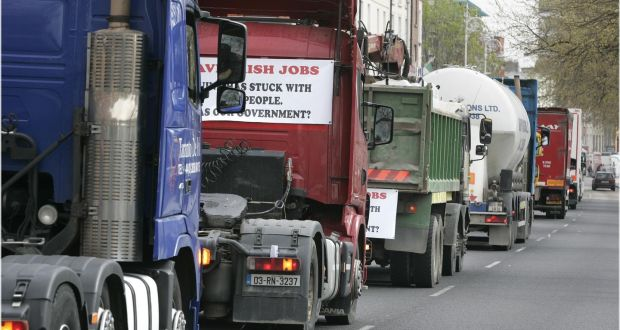 Motor tax for commercial vehicles to be significantly cut