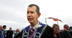 "A High Court previously ruled that it was ""irrational"" for  former Nothern Ireland health minister Edwin Poots to maintain the ban on blood donations from gay men. Photograph: The Irish Times"