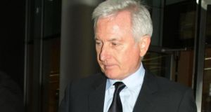 "Belfast investor Paddy McKillen: He contends communications fully or partly disclosed by the department to date suggest it was being ""inappropriately"" lobbied by interests linked to the UK billionaire Barclay brothers concerning acquisition of his ""fully-performing"" loans as part of a hostile takeover. Photograph: Yui Mok/PA Wire"