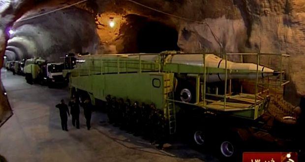 Image result for Iran, missiles, underground, photos
