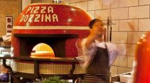 Meal Ticket: Pizza Dozzina at The Twelve Hotel,  Galway