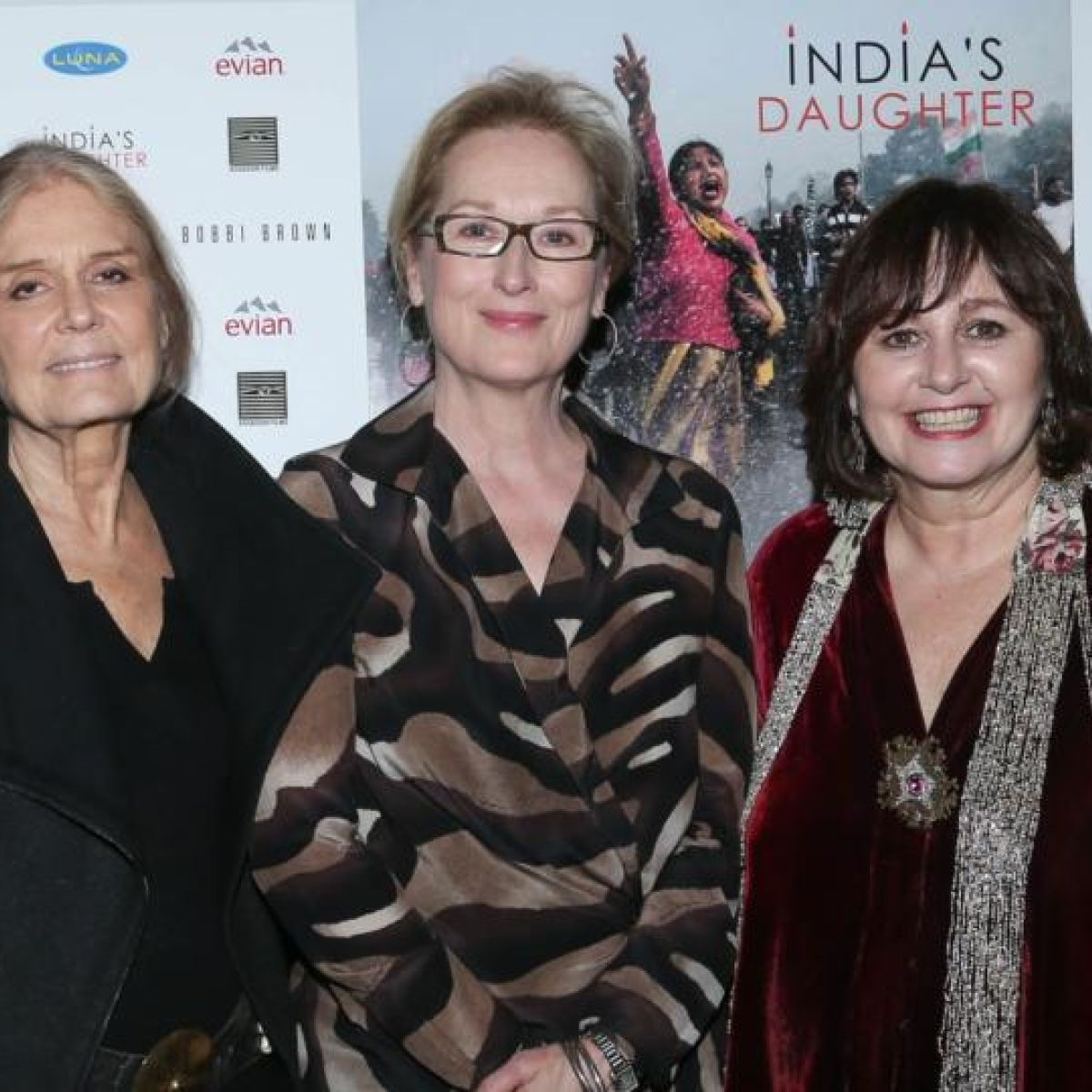 Rape film banned in India gets Meryl Streep's Oscar backing