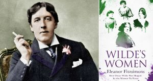 "Oscar Wilde: ""In the upper reaches of English society it was not the men, who mostly did not like him, who made his success, but the women"""