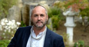Colum McCann: an honest writer. Photograph: Cyril Byrne