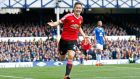Ander herrera scored Manchester United's second on his return to Louis van Gaal's starting line-up. Reuters