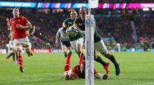 Wales fall short of creativity against South Africa
