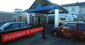 Health officials in Northern Ireland are keen to address long waiting times, as during 2014/15 some 3,000 people spent more than 12 hours waiting in emergency departments. This is down from 10,000 in 2011/12. File photograph: Alan Betson/The Irish Times