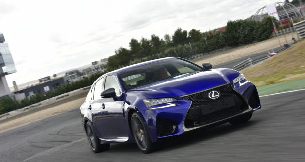 First drive: Lexus GS F - Japan's answer to the BMW M5