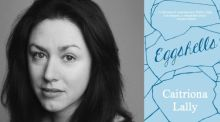 Eggshells by Caitriona Lally is new Irish Times Book Club choice