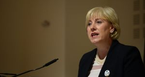 Minister for Heritage Heather Humphreys will bring a memo to Government containing a proposal that the 30-year rule be reduced on a phased basis. Photograph: Dara Mac Dónaill/The Irish Times