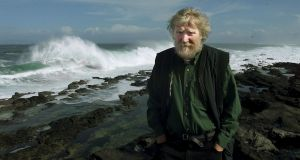 Dermot Healy near his home in Ballyconnell West, Co Sligo: Healy's prolific fluency across a range of forms and genres has made him difficult to pigeonhole, and this creative eclecticism may have served to complicate his critical reputation. Photograph: Alan Betson