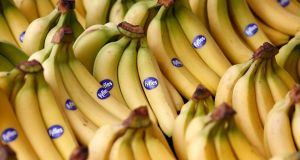 Fyffes said it severed links with Mr Zabaneh and his interests in 2012 when the treasury department's office of foreign assets control named him under the legislation.  Photograph: Simon Dawson/Bloomberg