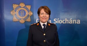 Garda Commissioner Nóirín O'Sullivan: in her correspondence to Government accompanying the report, she says the appraisal of PIRA in the South had never contradicted anything said in the North.  Photograph: Alan Betson