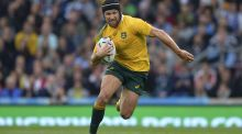 Matt Giteau chasing gold after Cheika's opening gambit pays dividends