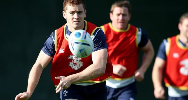 Paddy Jackson Is Back In The Ulster Squad For Friday Night Photograph Dan Sheridan