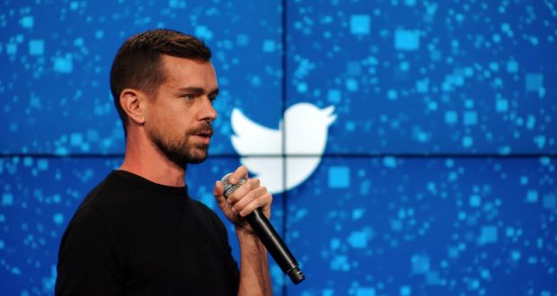 Twitter's Jack Dorsey to give one-third of his stock to