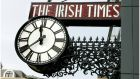 Clocks will go back one hour on Sunday morning. Photograph: David Sleator/The Irish Times