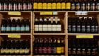 Beer seller: craft brews at Martins in Dublin. Photograph: Alan Betson