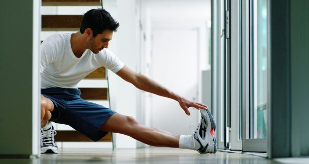 The biggest problem with people exercising intensely is not warming up properly. Photograph: Thinkstock