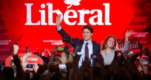 Justin Trudeau's Liberals are finally willing to say what sensible economists have been saying all along. And they weren't punished politically – on the contrary they won a stunning victory. Photograph: Kevin Van Paassen/Bloomberg.