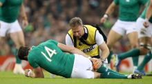 Ireland's Tommy Bowe to miss Six Nations