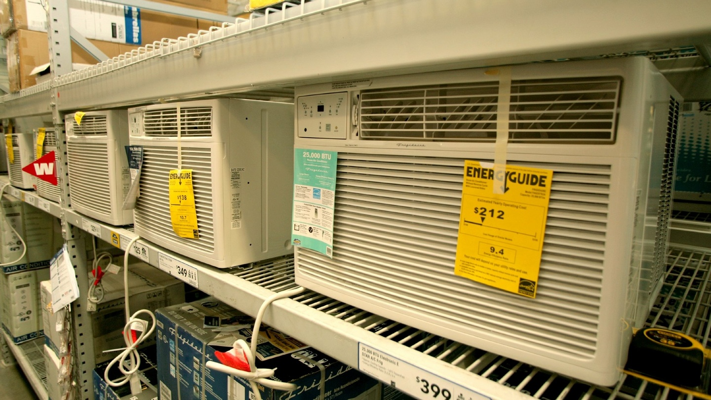 How America became addicted to air conditioning #C69905