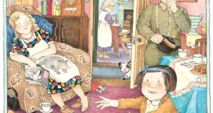 Peepo by Alan and Janet Ahlberg: recommended reading for toddlers aged  18 months and over