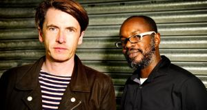 Bernard Butler and David McAlmont resisted the Britpop movement in the 1990s. Photograph: Shirlaine Forrest/Wireimage