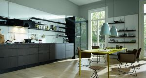 "In the market for a contemporary kitchen?  <br>Arena Kitchens (01 671 5365 <a href=""http://www.arenakitchens.com""> arenakitchens.com </a>) at 3-4 Cardiff Lane, Sir John Rogerson's Quay, Dublin 2, is offering Irish Times readers 10 per cent off its entire range of SieMatic designs. Prices start at €25,000. Pictured is a graphite oak lacquered veneer SC 10 style with touch open electronic doors. <br>It is approximately six metres long, and can be constructed with the floating shelf systems, pictured, and black silk-effect granite countertops.  <br>The design pictured will cost €32,000, fitted. Irish Times readers can buy it less 10 per cent. Offer ends Saturday, November 7th. Arena is also selling a Häcker oval-shaped Systemat kitchen with white gloss lacquer doors and a silk-smooth safari brasilica solid timber worktop which is reduced by 50 per cent from €21,400 to €10,700."